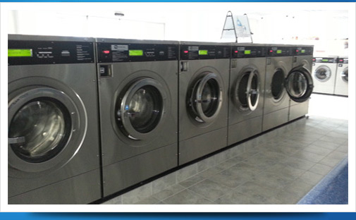 Speedy clean laundromat welcome dryers solutioingenieria Choice Image